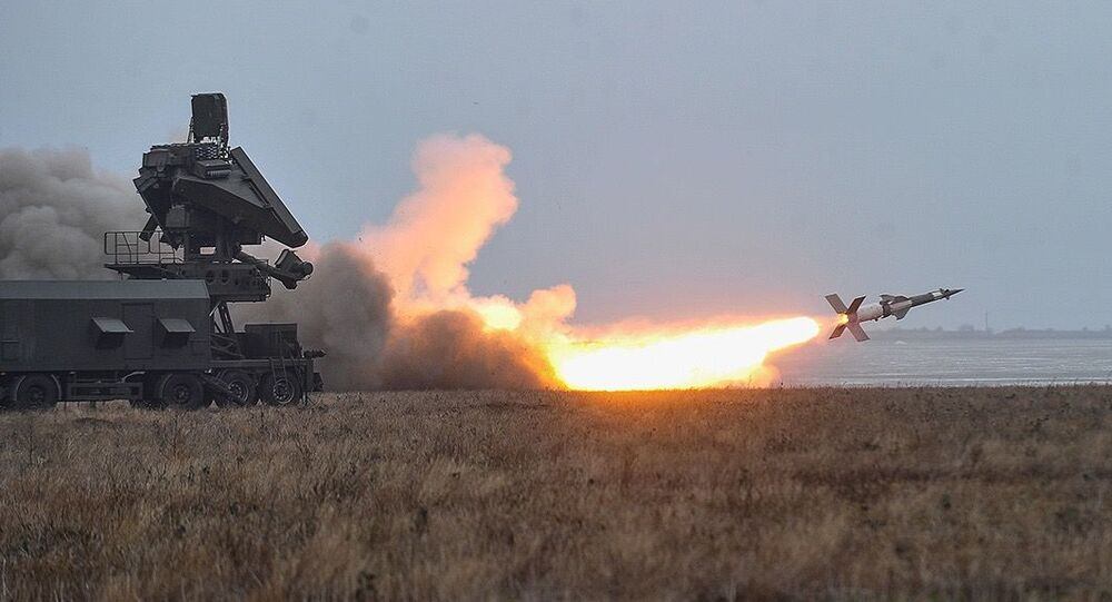 Ukrajina provedla zkoušky okřídlených střel v Černém moři