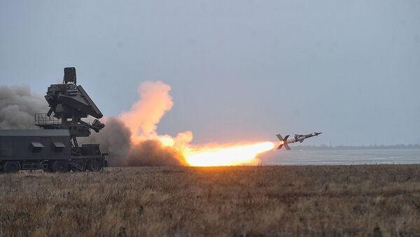 Ukrajina provedla zkoušky okřídlených střel v Černém moři - Sputnik Česká republika