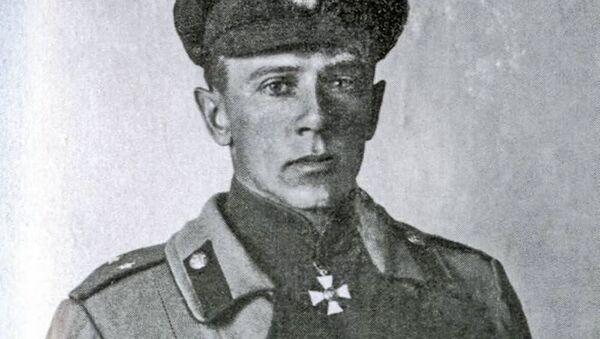 Ruský a československý generál Sergej Vojcechovský - Sputnik Česká republika