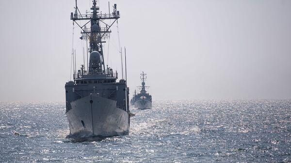 Lodě NATO v Černém moři - Sputnik Česká republika