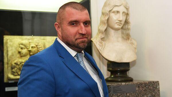 Podnikatel Dmitrij Potapenko - Sputnik Česká republika