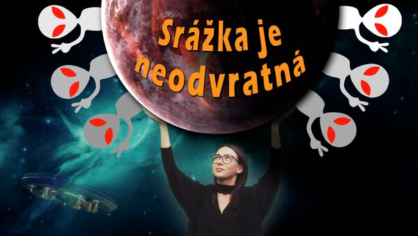 Česky s ruským akcentem: Opravdu Nibiru spadne na Zemi? - Sputnik Česká republika
