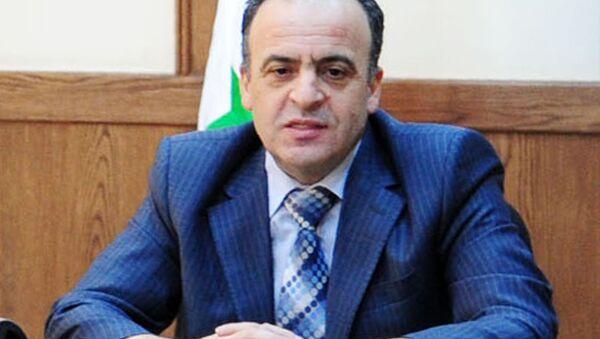 Předseda syrské vlády Imad Khamis - Sputnik Česká republika