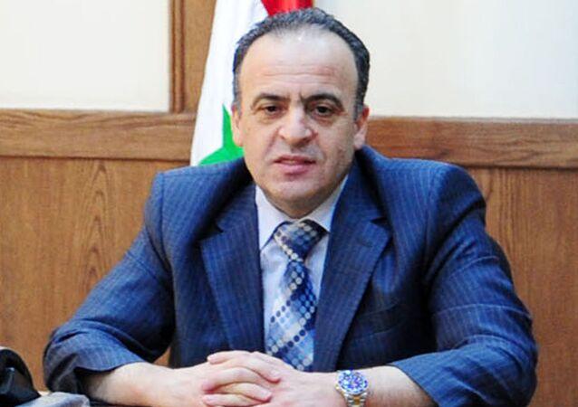 Předseda syrské vlády Imad Khamis