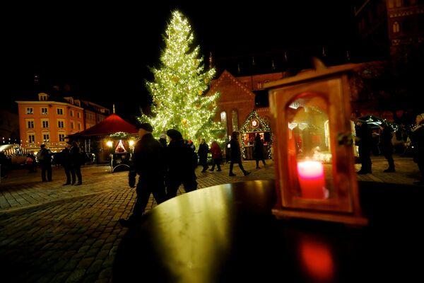 Zábava, svařené víno a ho-ho-ho. Nejhezčí vánoční trhy na světě - Sputnik Česká republika