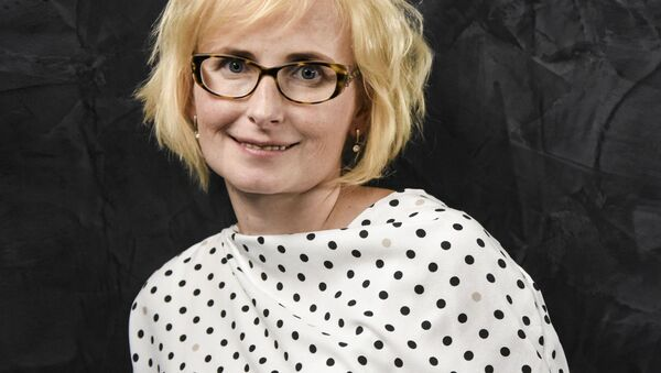 Europoslankyně Kateřina Konečná místopředsedkyně KSČM  - Sputnik Česká republika