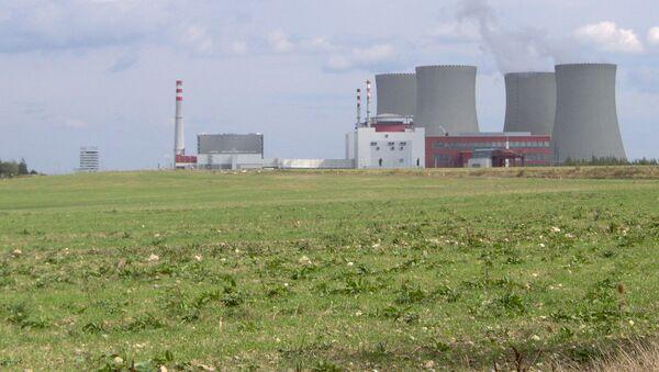 Jaderná elektrárna Temelín - Sputnik Česká republika