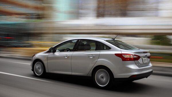 Ford Focus - Sputnik Česká republika