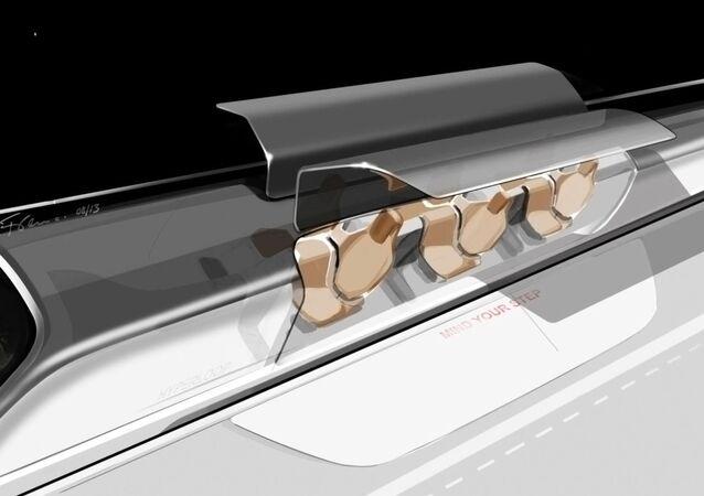 Dopravní systém Hyperloop