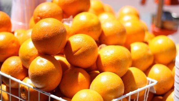 Pomeranče - Sputnik Česká republika