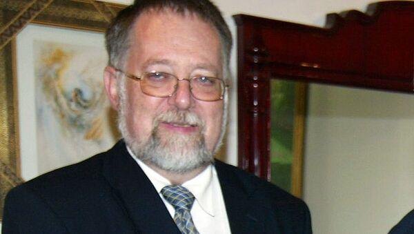 Bývalý velvyslanec v Rusku a na Ukrajině Jaroslav Bašta - Sputnik Česká republika