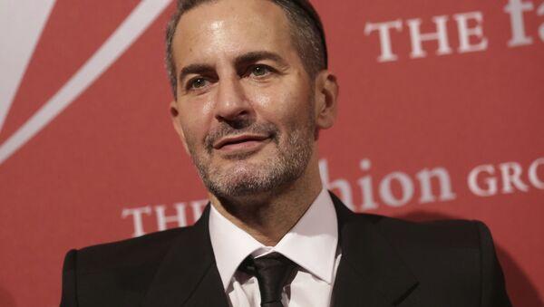 Americký návrhář a zakladatel vlastní značky Marc Jacobs - Sputnik Česká republika