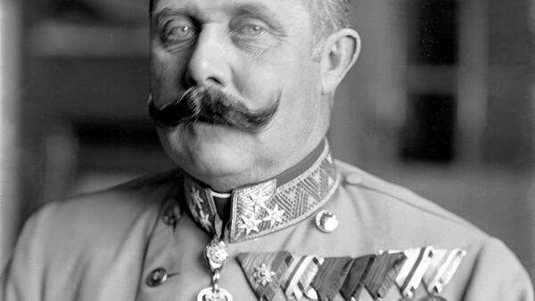 arcivévoda František Ferdinand - Sputnik Česká republika