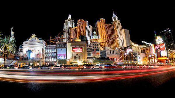 Las Vegas - Sputnik Česká republika