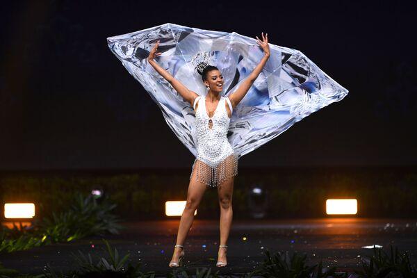 Přehlídka národních kostýmů na soutěži krásy Miss Universe 2018 - Sputnik Česká republika