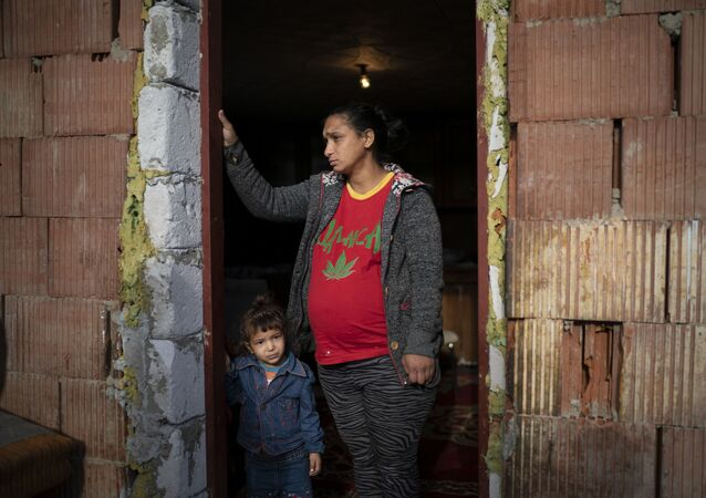 Romské ženy na Slovensku