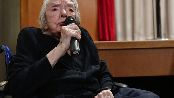 Obhájkyně lidských práv Ljudmila Alexejevová - Sputnik Česká republika