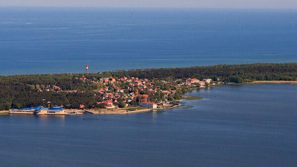Kaliningradská oblast. Baltské moře. Ilustrační foto - Sputnik Česká republika
