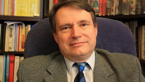 Český historik Jan Rychlík - Sputnik Česká republika
