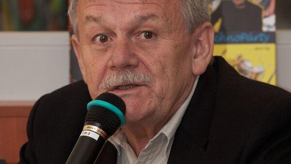 Karel Šíp na besedě v knihkupectví Dobrovský v Brně - Sputnik Česká republika
