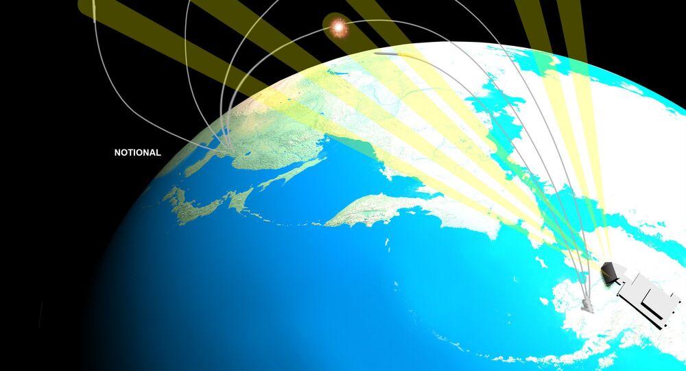 Radar společnosti Lockheed Martin