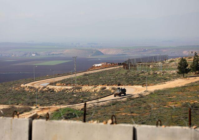 Na hranici Sýrie a Turecka v provincii Idlib