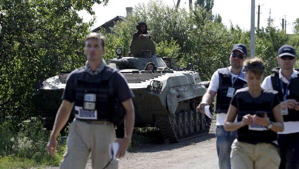 Zástupci OBSE - Sputnik Česká republika