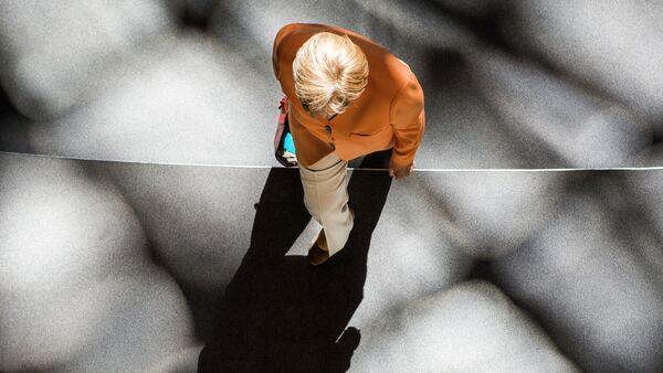 Německá kancleřka Angela Merkelová - Sputnik Česká republika
