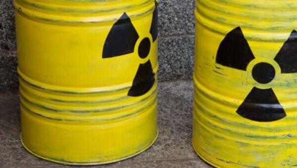 Radioaktivní odpad - Sputnik Česká republika