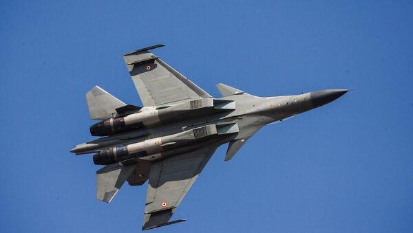 Su-30MKI indického letectva - Sputnik Česká republika