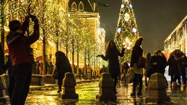Rusé náměstí v Moskvě - Sputnik Česká republika