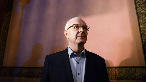 Senátor a bývalý předseda Akademie věd Jiří Drahoš - Sputnik Česká republika
