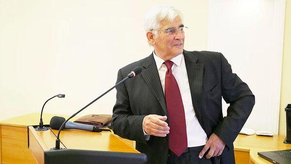 Slovenský vědec a podnikatel Štefan Kassay - Sputnik Česká republika