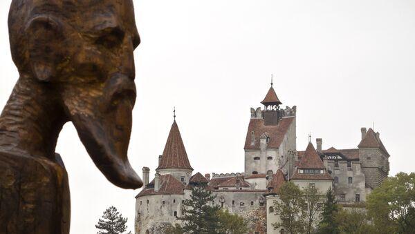 Archeologové prosvítili radarem základy slavného hradu Corvinov v Transylvánii - Sputnik Česká republika