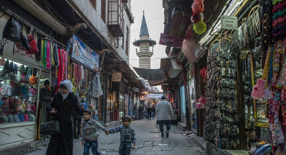 Damašk. Archivní foto