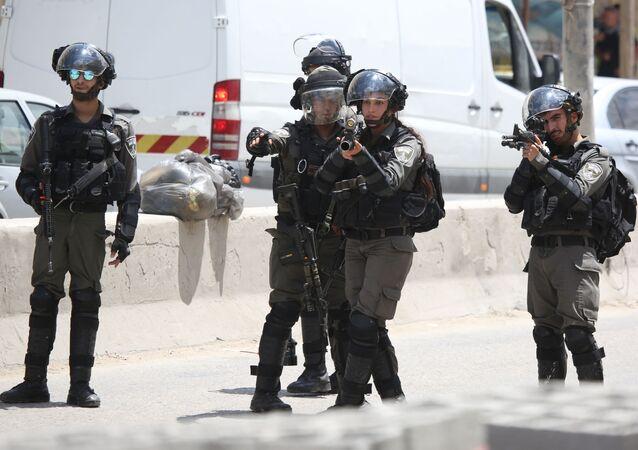 Izraelští vojáci