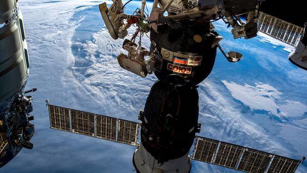 Mezinárodní vesmírná stanice - Sputnik Česká republika