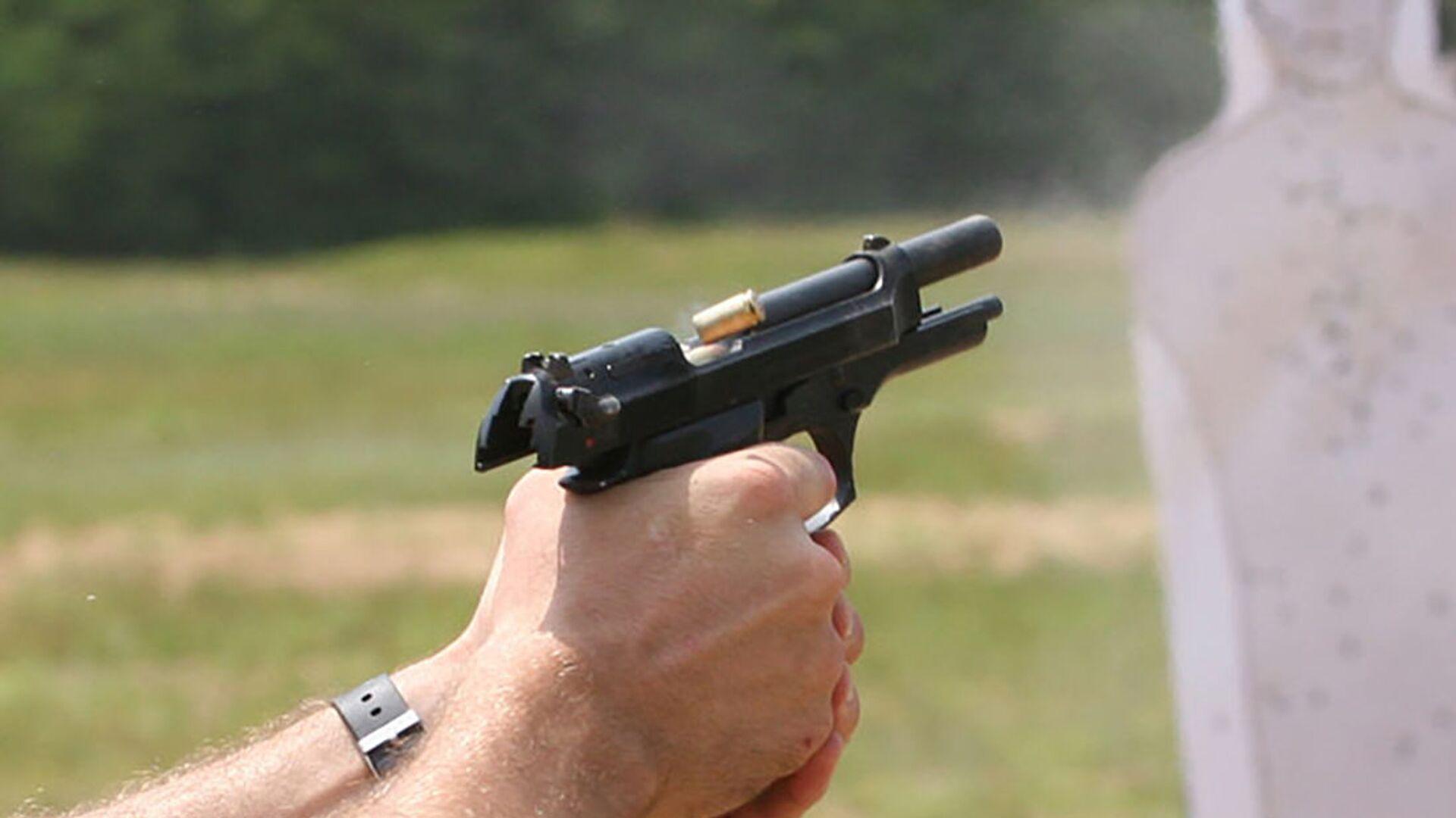 Střelba z pistole - Sputnik Česká republika, 1920, 31.07.2021