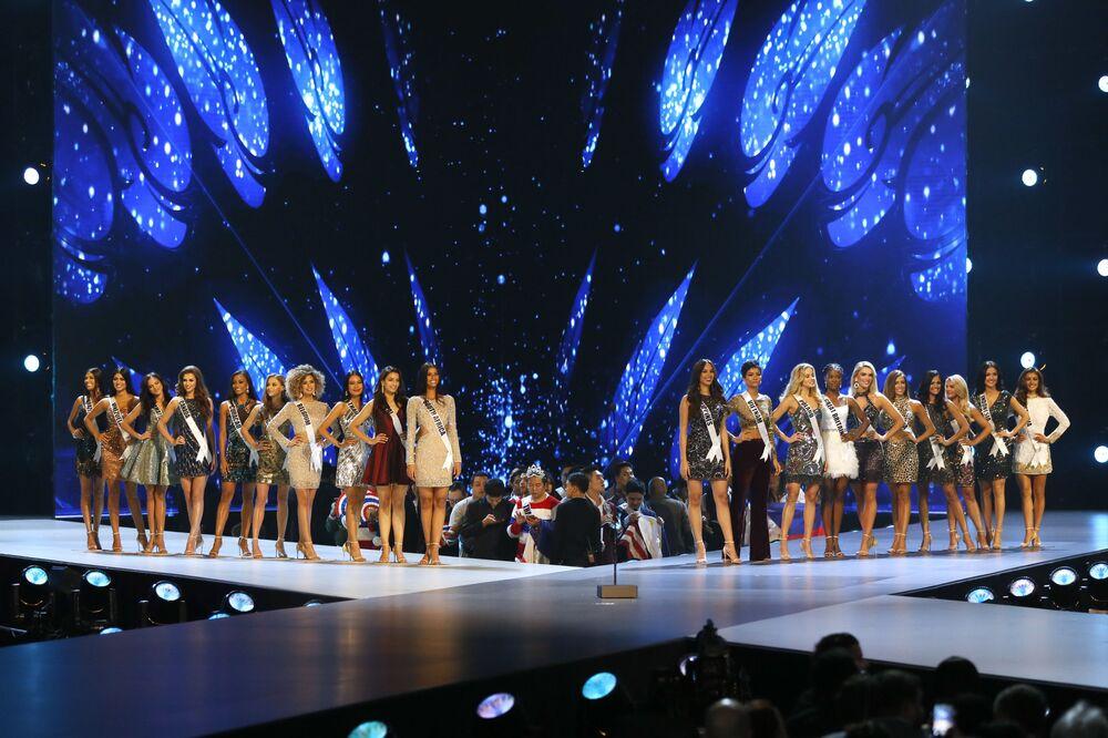 Finále soutěže krásy: Miss Universe 2018