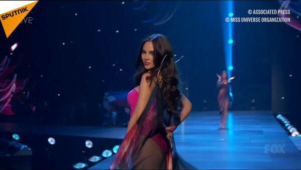 Sestřih zářivých momentů ze soutěže krásy Miss Universe 2018 - Sputnik Česká republika