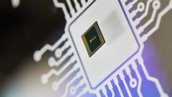 Mobilní procesor Kirin 980 od společnosti Huawei - Sputnik Česká republika