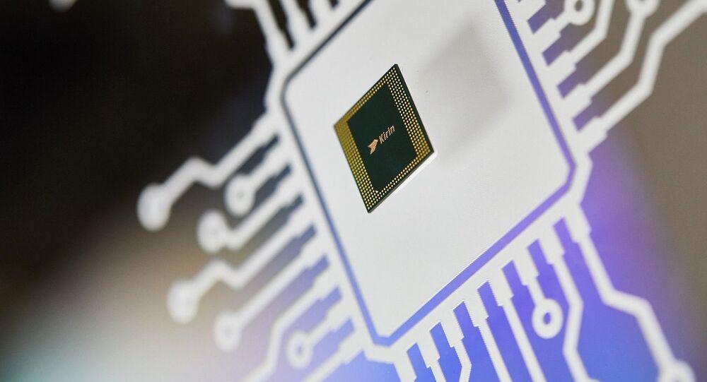 Mobilní procesor Kirin 980 společnosti Huawei