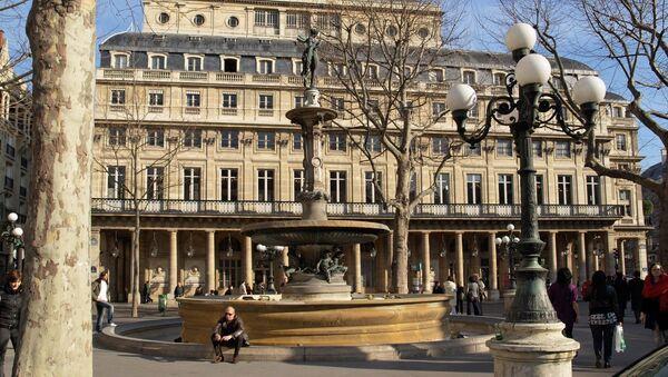 Divadlo Comédie-Française v Paříži - Sputnik Česká republika