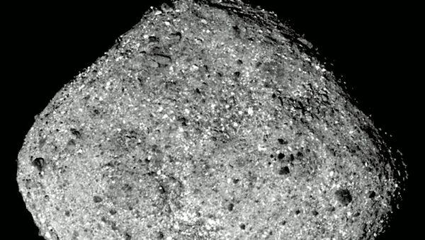 Asteroid Bennu - Sputnik Česká republika