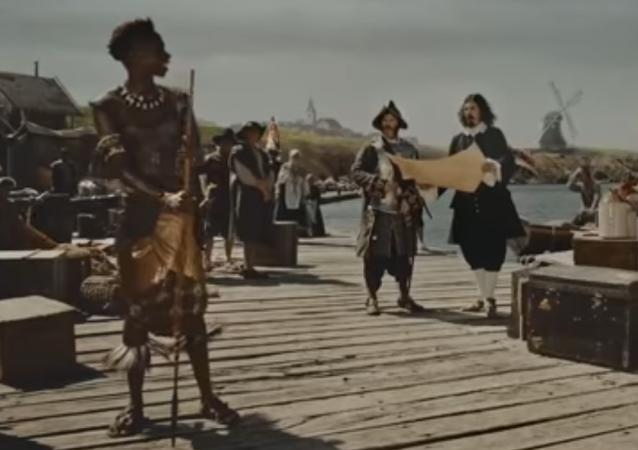 Reklamní spot z JARu - Legend of Big John