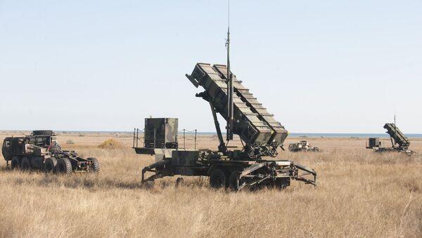 Protivzdušný raketový systém Patriot  - Sputnik Česká republika