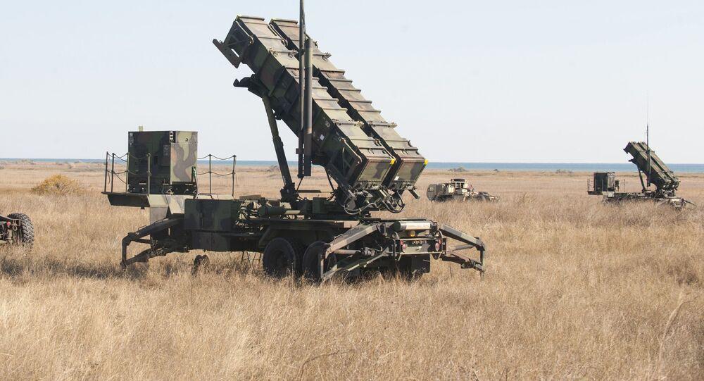 Protivzdušný raketový systém Patriot