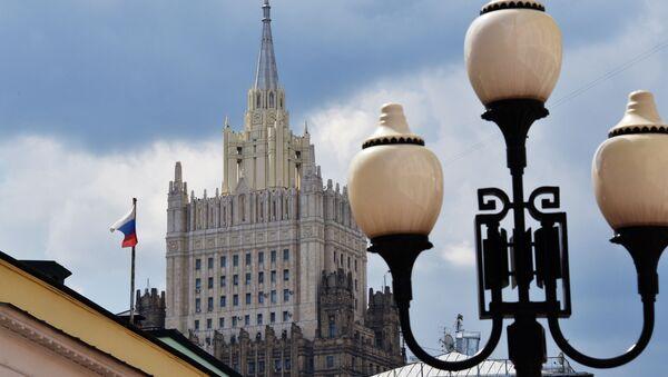 Ministerstvo zahraničních věcí v Moskvě - Sputnik Česká republika