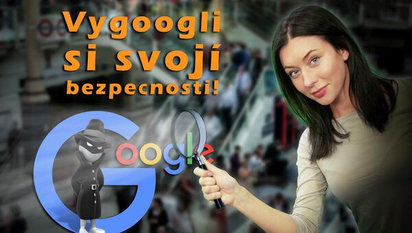 Česky s ruským akcentem: Snažíme se skrýt před Googlem spolu se Sputnikem. Marně? - Sputnik Česká republika