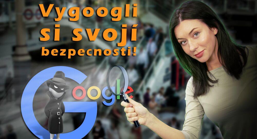 Česky s ruským akcentem: Snažíme se skrýt před Googlem spolu se Sputnikem. Marně?
